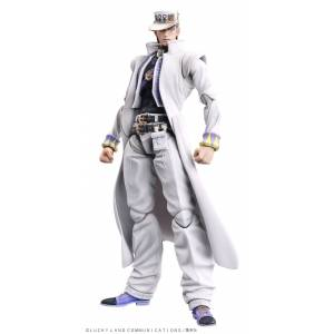 JoJo's Bizarre Adventure - Jotaro Kujo [Super Action Statue]