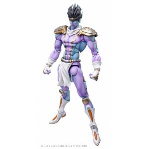 JoJo's Bizarre Adventure - Star Platinum [Super Action Statue]