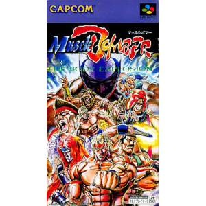 Muscle Bomber / Slam Masters [SFC - Used Good Condition]