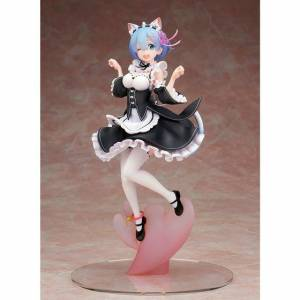 Rem Nekomimi Ver. Re:Zero − Starting Life in Another World LIMITED Edition [Alpha Omega]