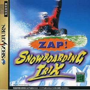 Zap! Snowboarding Trix [SAT - Used Good Condition]