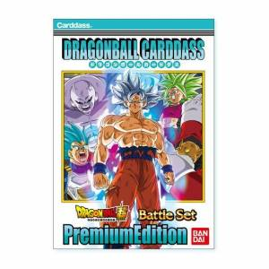 Dragon Ball Carddass Premium Edition Dragon Ball Super Battle Set [Trading Cards]