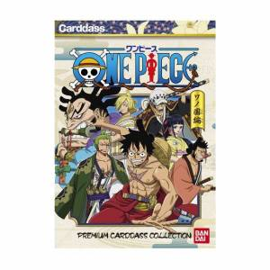 One Piece Wano Kuni Premium Carddass Collection [Trading Cards]