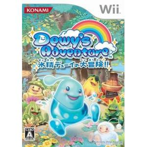 Dewy's Adventure - Suishou Dewy no Daibouken [Wii - Used Good Condition]