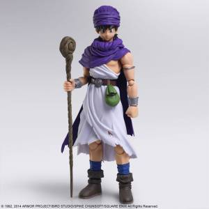 BRING ARTS Dragon Quest V: Tenkuu no Hanayome Protagonist [BRING ARTS / Square Enix]