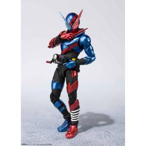 SH Figuarts Kamen Rider Build Rabbit Tank Form (BEST SELECTION) [Bandai]