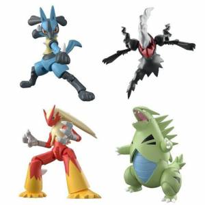 Shodo Pokemon 3 10 PACK BOX [Bandai]