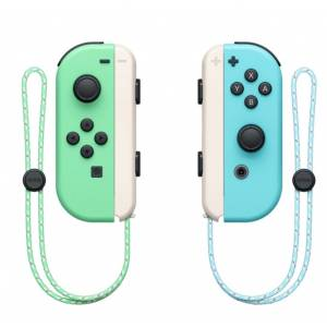 Animal Crossing: New Horizons Limited Joy-Con (L) / (R) For Nintendo Switch [Brand new]