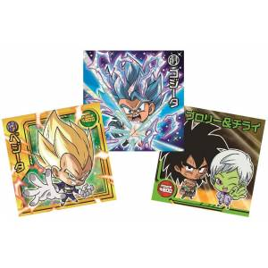 Dragon Ball Chou Senshi Wafer Z Kind Saiyans 20 Pack BOX [Goods]