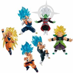 DRAGONBALL ADVERGE MOTION 4 Set [Bandai]