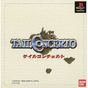 Tail Concerto [PS1 - Used Good Condition]