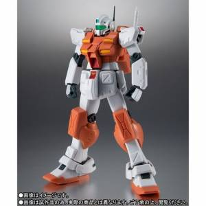 Robot Spirits Side MS Gundam RGM-79 Powered GM Ver. A.N.I.M.E. Limited Edition [Bandai]