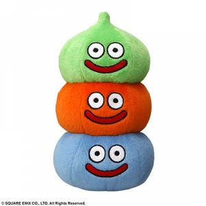 Plush Smile Slime Tower S Size Dragon Quest [Goods]