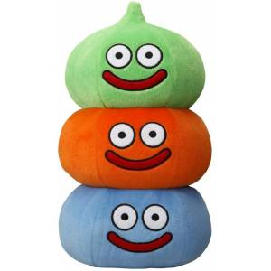 Plush Smile Slime Tower M Size Dragon Quest [Goods]