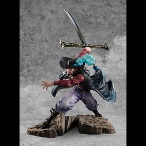 One Piece NEO-MAXIMUM Dracule Mihawk LIMITED Edition [Portrait Of Pirates]