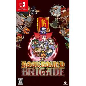 Bookbound Brigade (Multi Language) [Switch]