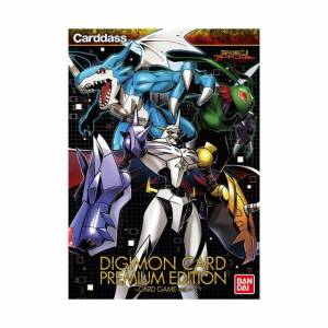 Carddass Digimon Card Premium -Card Game Ver.- [Trading Cards]