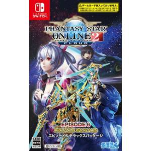 Phantasy Star Online 2 Episode 6 Deluxe Package Limited Edition DX Pack [Switch]