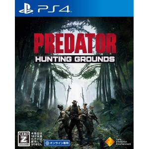 PS4 Predator: Hunting Grounds [PS4]