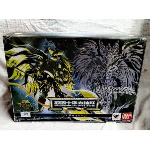Saint Seiya Myth Cloth EX - Loki (God Cloth / Soul of Gold) (Box Slighty Damaged) [Brand New]