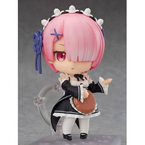 Nendoroid Ram Re:ZERO -Starting Life in Another World- Reissue [Nendoroid 732]