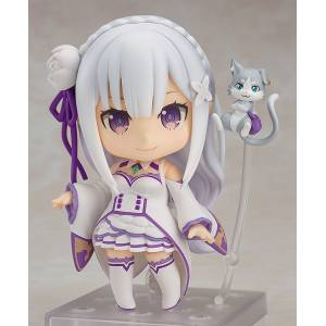 Nendoroid Emilia Re:ZERO -Starting Life in Another World- Reissue [Nendoroid 751]