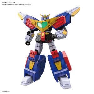 HG 1/300 Gran Saurer Nekketsu Saikyo- Go-Saurer Plastic Model [Bandai]