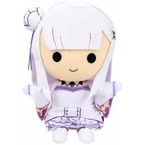 Plush Re:ZERO -Starting Life in Another World- Emilia [Goods]