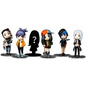 Under One Person Mini Figure 5 Pack BOX [Emontoys]