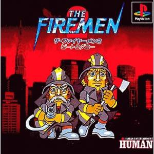 The Firemen 2 - Pete & Danny [PS1 - Used Good Condition]