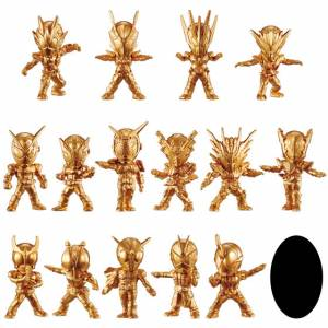 Kamen Rider Gold Figure 02 16 Pack BOX [Bandai]