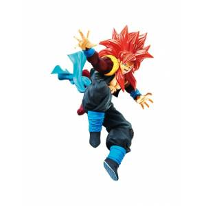 Super Dragon Ball Heroes 9th ANNIVERSARY FIGURE - Super Saiyan 4 Gogeta: Xeno [Banpresto]