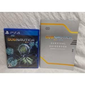 Subnautica - Standard Edition (Multi Language) [PS4]
