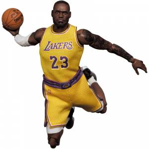 MAFEX LeBron James (Los Angeles Lakers) [MAFEX No.127]