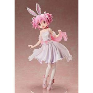 B-STYLE Madoka Kaname: Rabbit Ears Ver. Puella Magi Madoka Magica The Movie -Rebellion- [FREEing]