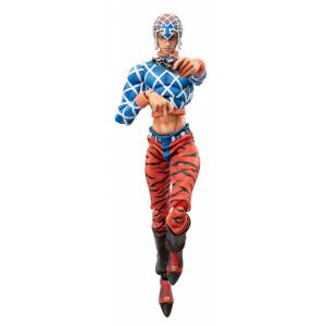 JoJo's Bizarre Adventure Part.V - Guido Mista & S,P / Sex Pistols Reissue [Super Action Statue]