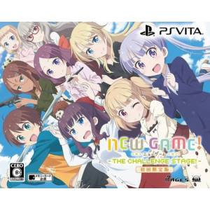 New Game! The Challenge Stage! (Edition Limitée) [PSVita - Occasion BE]