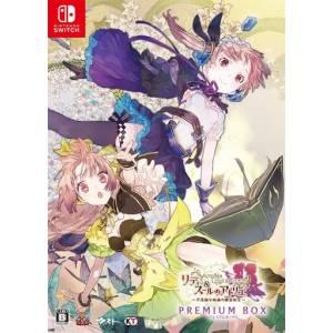 Lydie & Suelle no Atelier - Fushigi na Kaiga no Renkinjutsushi (Premium Box) [Switch - Used]