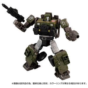 Transformers War of Cybertron WFC-02 Hound [Takara Tomy]