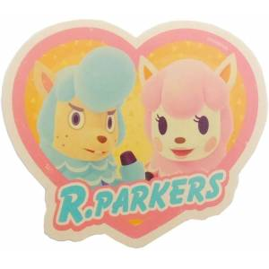 Travel Sticker Animal Crossing R.Parkers [Goods]