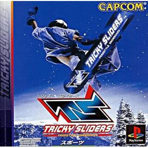 Tricky Sliders / Trick'n Snowboarder [PS1 - Used Good Condition]