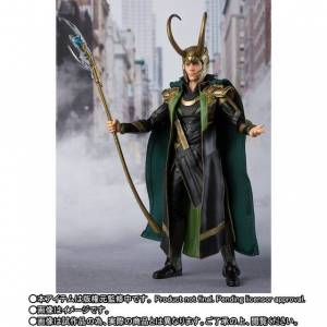 SH Figuarts Loki (The Avengers) Limited Edition [Bandai]