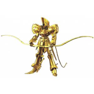 The Five Star Stories 1/144 Knight of Gold Ver.3 Plastic Model [Wave]