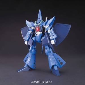 "HGUC 1/144 Hambrabi Plastic Model from ""Mobile Suit Zeta Gundam"" [Bandai]"