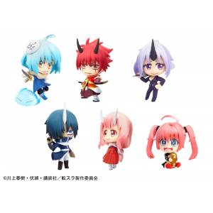 That Time I Got Reincarnated as a Slime Trading Figure 6 Pack BOX [Goods]