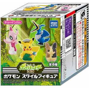 Movie Pokemon Coco Pokemon Style Figure 10 Pack BOX [Goods]