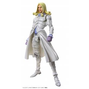 Super Action Statue Funny Valentine JoJo's Bizarre Adventure Steel Ball Run [Medicos Entertainment]