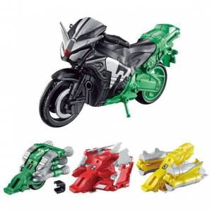 SO-DO CHRONICLE Twin Action Kamen Rider W Hard Boiler Set [Bandai]