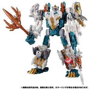 Transformers GENERATION SELECTS Seacons God Neptune Limited Edition [Takara Tomy]