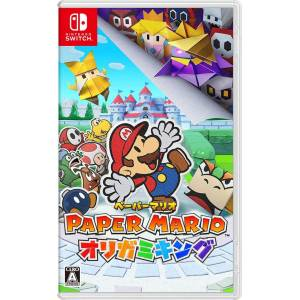 Paper Mario: The Origami King (Multi Language) [Switch]